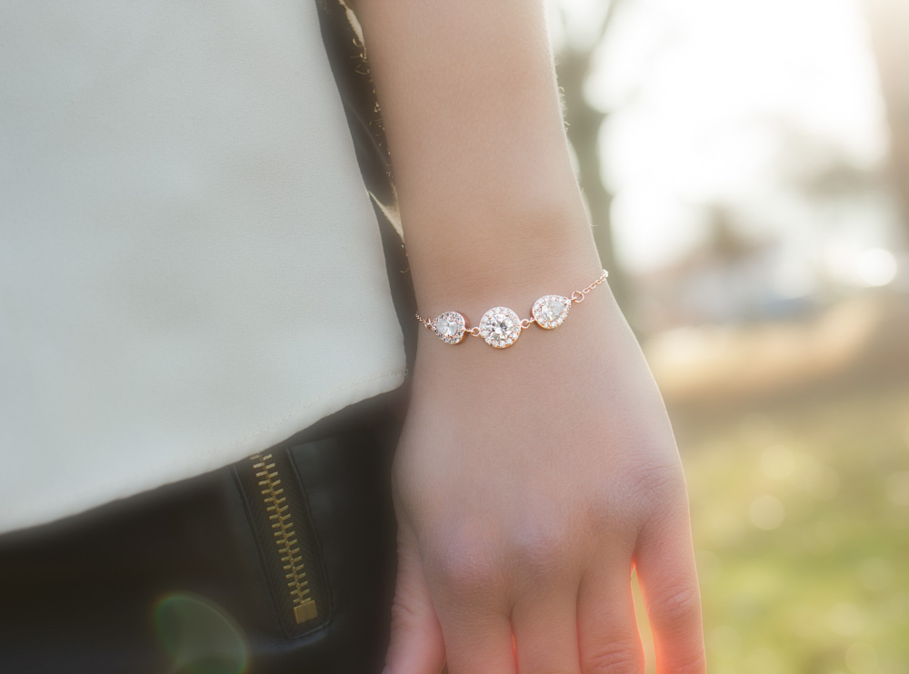 Daily Luxury Bracelet II Rose Gold
