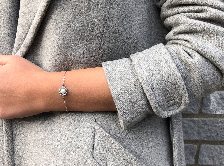 Daily Pearl Armband