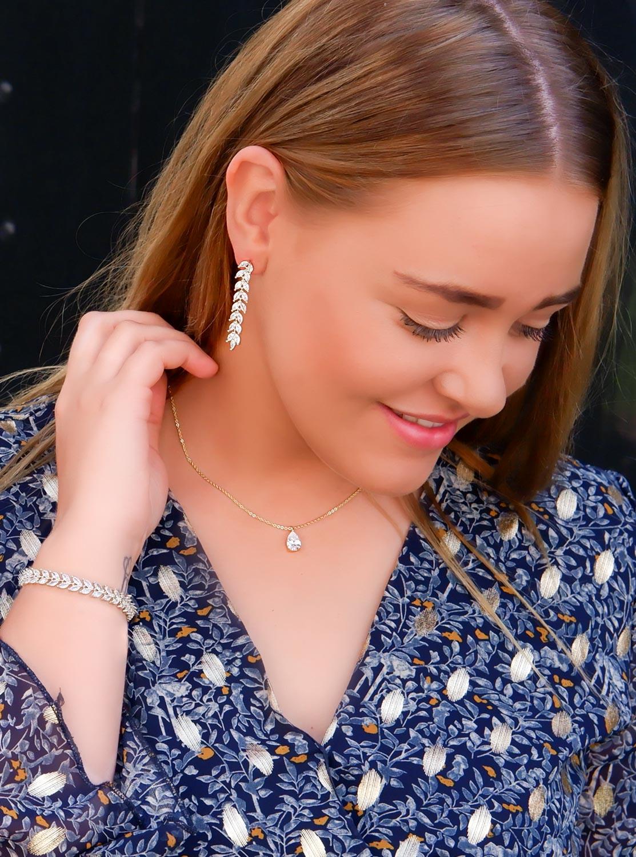 Trendy goudkleurige oorbellen kopen