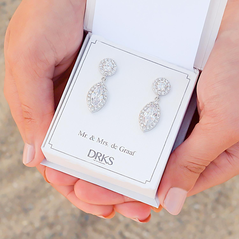 Mooie sieraden voor de bruid om te dragen