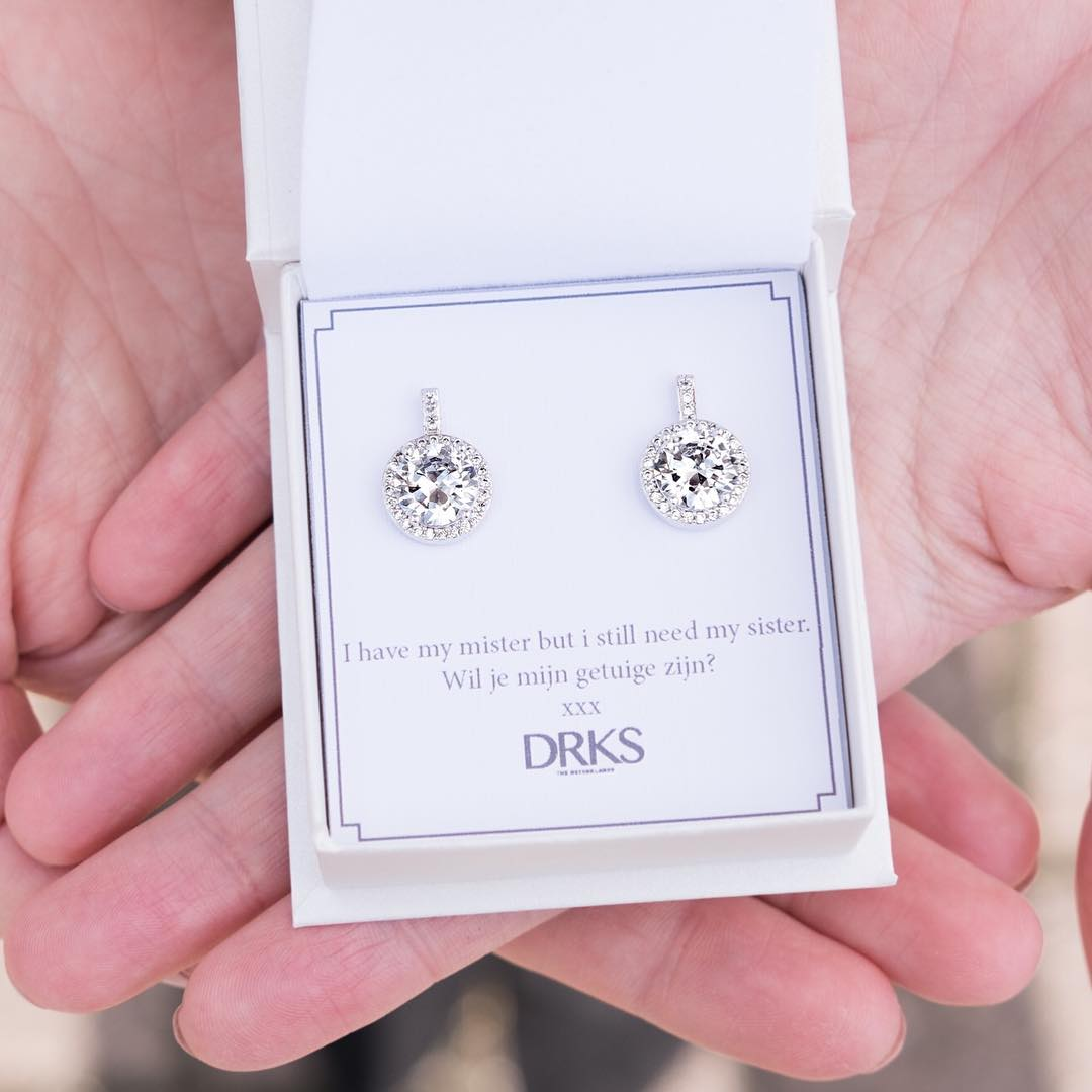 Daily Luxury Earrings II