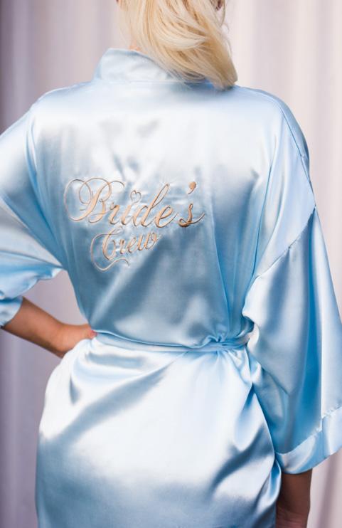 "Kimono ""Bride's Crew"""