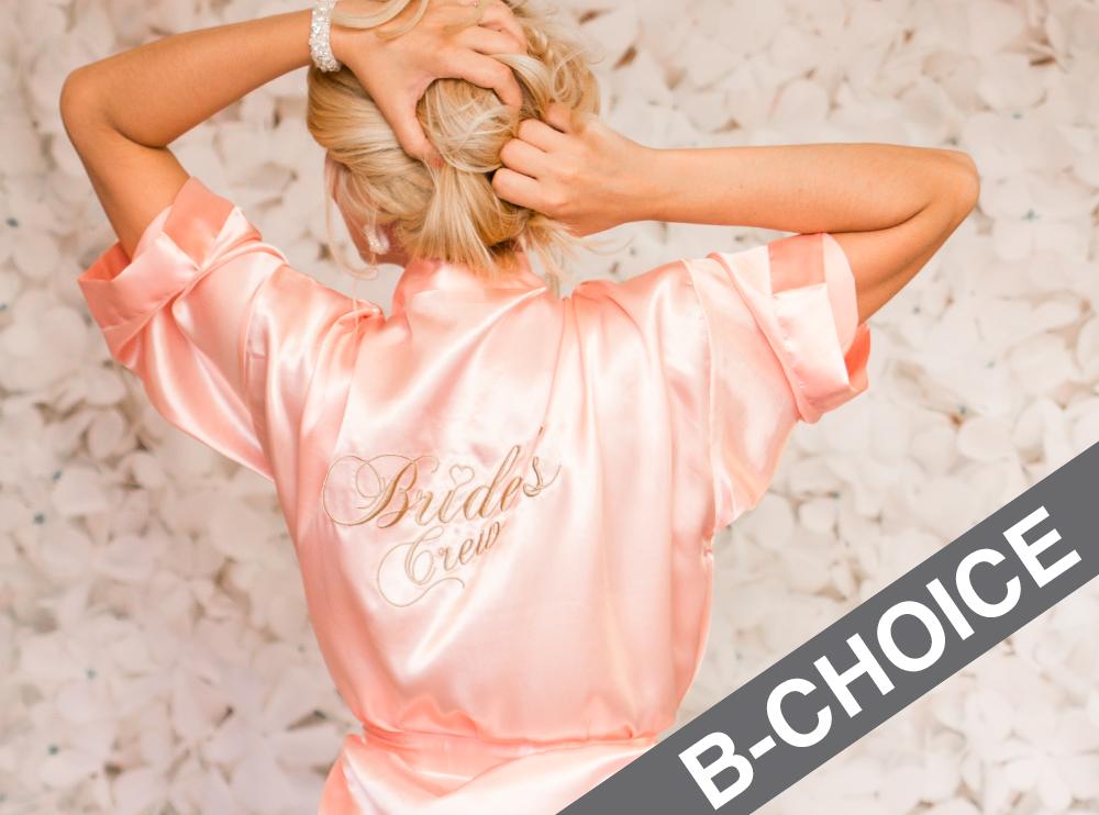 "B-Choice Kimono ""Bride's Crew"""