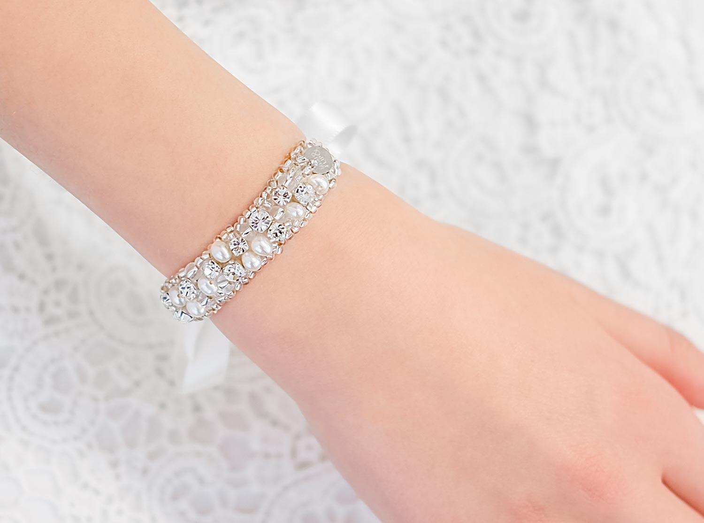 Royal felt amalia bruidsmeisjes armband om te kopen