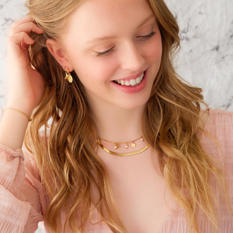 Mooie set met sieraden voor een trendy look