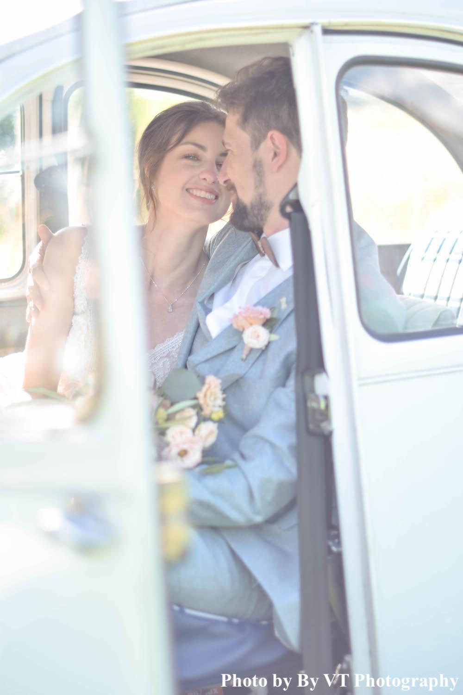 Bruid draagt DRKS sieraden voor shoot