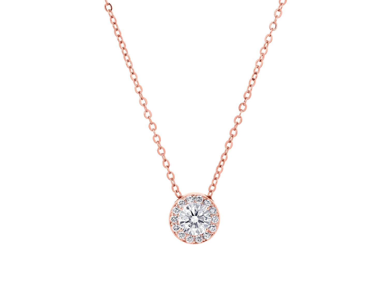 Daily Luxury Necklace I Rose Gold
