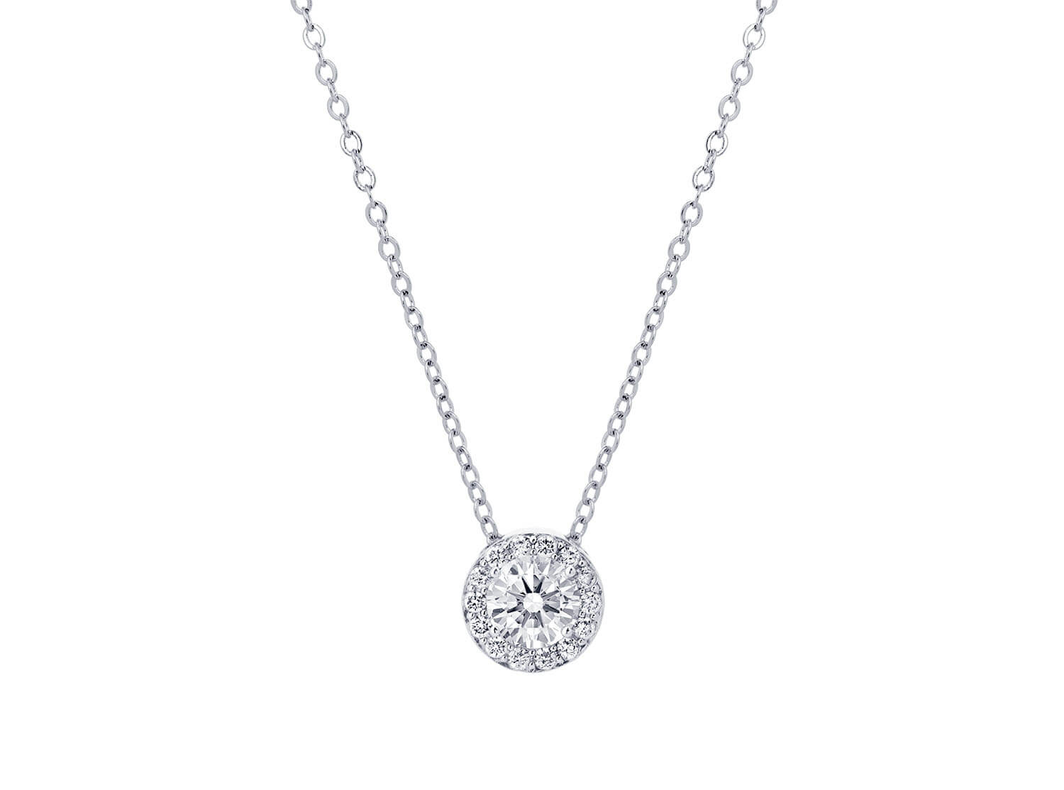 Daily Luxury Necklace I Zilver