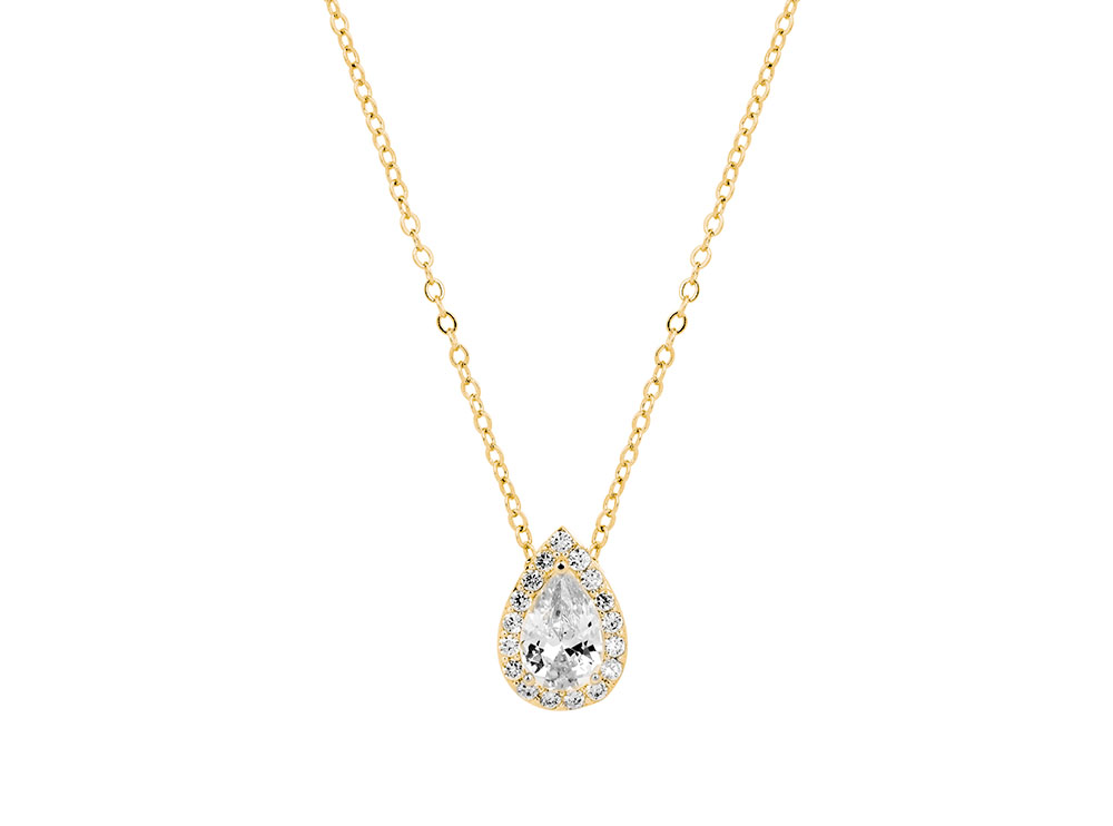 Daily Luxury Necklace II Gold