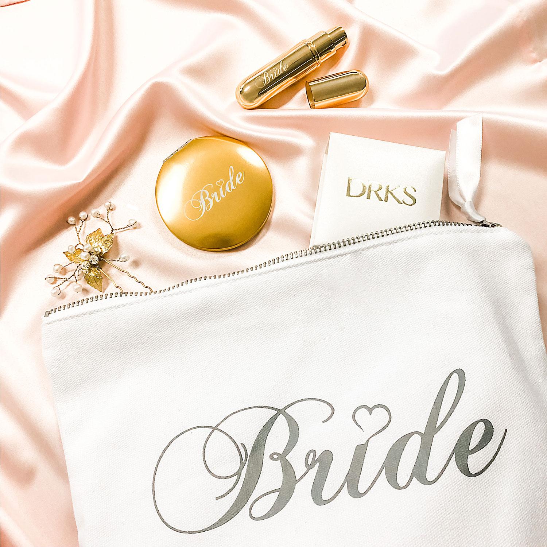 Complete set om cadeau te geven aan de bruid