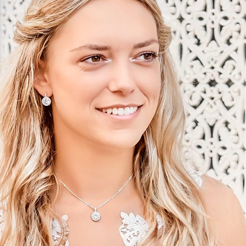Prachtige sieraden set voor de bruid kopen