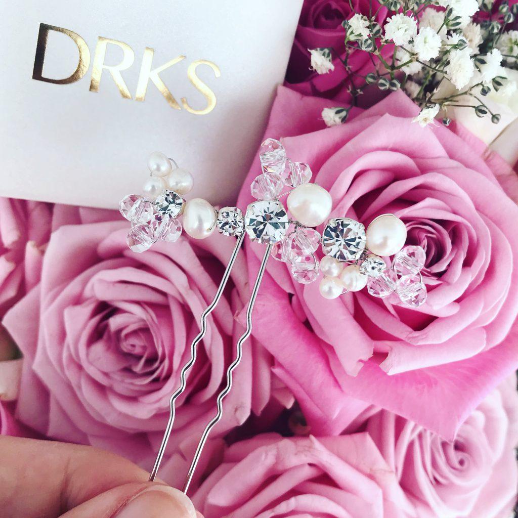 haaraccessoire voor de bruid kopen